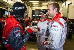 Markus Winkelhock et Christopher Haase