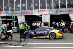 Gary Paffett, Mercedes AMG DTM-Team HWA, DTM Mercedes AMG C-Coupé