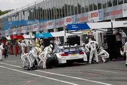 Pitstop, Maxime Martin, BMW RMG Takımı BMW M4 DTM