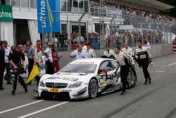 Paul Di Resta, Mercedes AMG DTM-Takımı HWA DTM Mercedes AMG C-Coupé