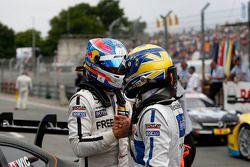 Robert Wickens, Mercedes AMG DTM-Takımı HWA DTM Mercedes AMG C-Coupé ve Gary Paffett, Mercedes AMG D