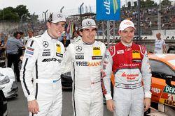 Sıralamalar, İkinci Paul Di Resta, Mercedes AMG DTM-Takımı HWA DTM Mercedes AMG C-Coupé, 1. sıra Rob