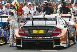 Mattias Ekström, Mercedes AMG DTM-Takımı HWA DTM Mercedes AMG C-Coupé