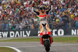 Race winner Marc Marquez, Repsol Honda Team