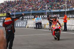 Vainqueur: Marc Marquez, Repsol Honda Team