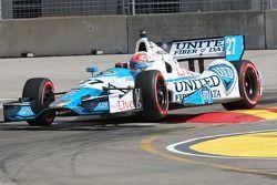 James Hinchcliffe, Andretti Autosport, Honda