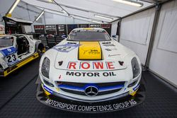 #22 Rowe Racing Mercedes-Benz SLS AMG GT3