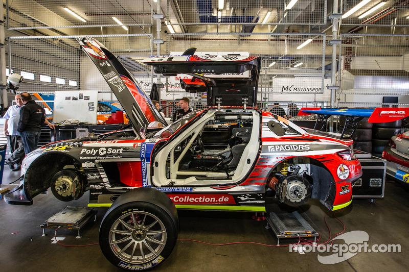 #31 Car Collection Motorsport 梅赛德斯-奔驰 SLS AMG GT3