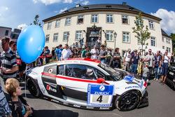 #4 Phoenix Racing Audi R8 LMS ultra