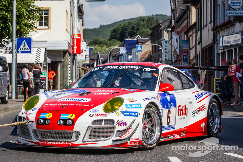 #6 Frikadelli Racing Team 保时捷 997 GT3 R