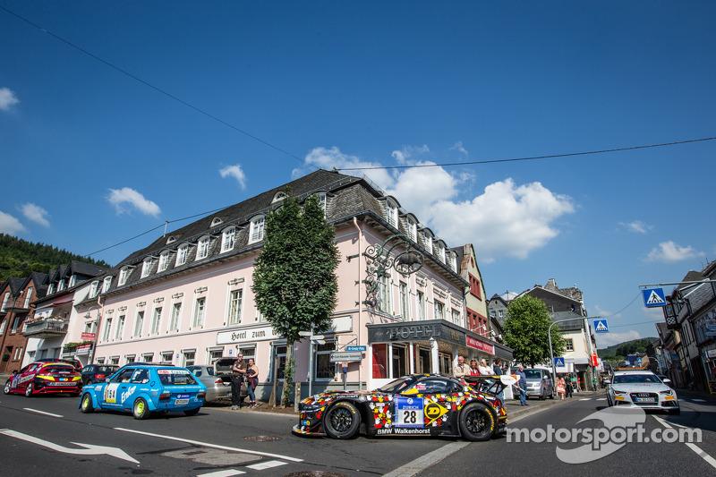 #28 Walkenhorst Motorsport 宝马 Z4 GT3