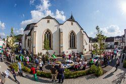 Overzicht van de Adenauer Racing Day