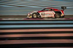 #35 Nissan GT Academy Team RJN Nissan GT-R Nismo GT3: Stanislav Aksenov, Miguel Faisca, Katsumasa Chiyo