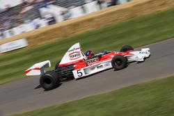 1974 McLaren-Cosworth M23 - Emerson Fittipaldi