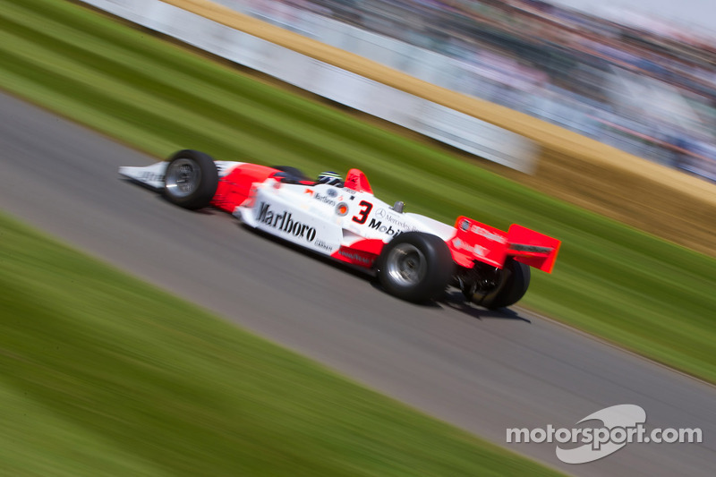 1997 Penske-Mercedes PC26 - Patrick Morgan