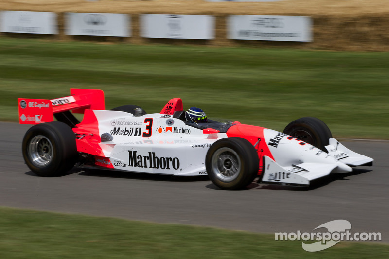 1997 Penske-梅赛德斯 PC26 - 帕特里克·摩根