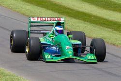 1991 Jordan-Ford - Didier Sirgue