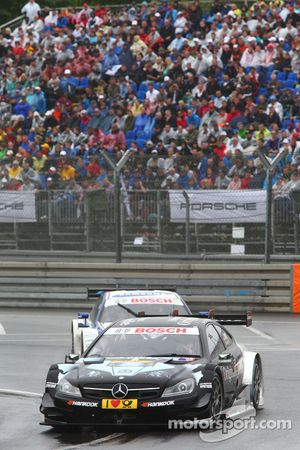 Christian Vietoris, Mercedes AMG DTM-Team HWA, DTM Mercedes AMG C-Coupé