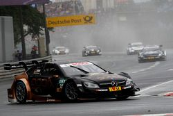 Pascal Wehrlein, Mercedes AMG DTM-Team HWA, DTM Mercedes AMG C-Coupé