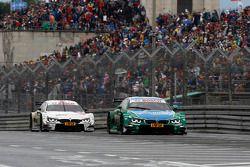Augusto Farfus, RBM BMW M34 DTM del equipo BMW y Martin Tomczyk, BMW M4 DTM del equipo BMW Schnitzer