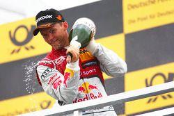 3. Mattias Ekstrom, Audi Sport Team Abt Sportsline, Audi A5 DTM