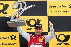 Podium, 2. Jamie Green, Audi Sport Team Abt Sportsline, Audi RS 5 DTM