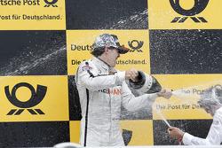 Robert Wickens, Mercedes AMG DTM-Team HWA DTM Mercedes AMG C-Coupé