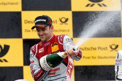 Podium, Jamie Green, Audi Sport Team Abt Sportsline, Audi RS 5 DTM