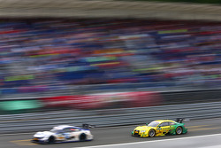 Mike Rockenfeller, Audi Sport Team Phoenix Audi RS 5 DTM hunts Maxime Martin, BMW Team RMG BMW M4 DT