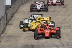 Helio Castroneves, Penske Racing Chevrolet kazası