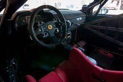 Ferrari 458 : Détail