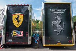 Camions Ferrari