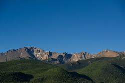 Montagne de Pikes Peak