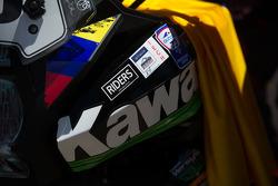 Kawasaki : Détail