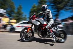#43 Ducati Multistrada 1200 Pikes Special: Micky Dymond