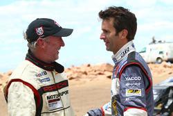 Jeff Zwart and Romain Dumas
