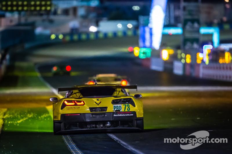 2014: #73 Corvette Racing Chevrolet Corvette C7: Jan Magnussen, Antonio Garcia, Jordan Taylor
