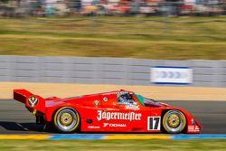#17 1990 Porsche 962: Christophe D'Ansembourg