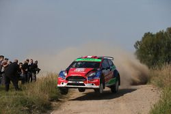 Nicolas Fuchs ; Fernando Mussano, Ford Fiesta R5