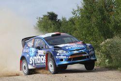 Michal Solowow and Maciej Baran, Ford Fiesta WRC