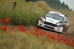 Ott Tanak e Molder Raigo, Ford Fiesta WRC