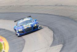 #46 Fall-Line Motorsports Audi R8 LMS: Charles Espenlaub, Charlie Putman