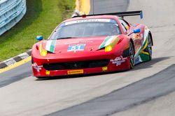 #51 Spirit of Race 法拉利 458 Italia: 杰克·耶贝尔, 埃迪·奇弗 III
