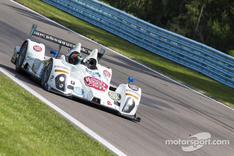 #52 PR1/Mathiasen Motorsports ORECA FLM09: 弗兰基·蒙泰卡尔沃, 古纳尔·让内特