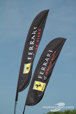 Fãs da Ferrari