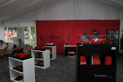 Ferrari shopping