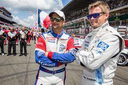 David Hallyday and Markus Palttala