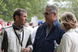 Paul Stewart,和Gil de Ferran