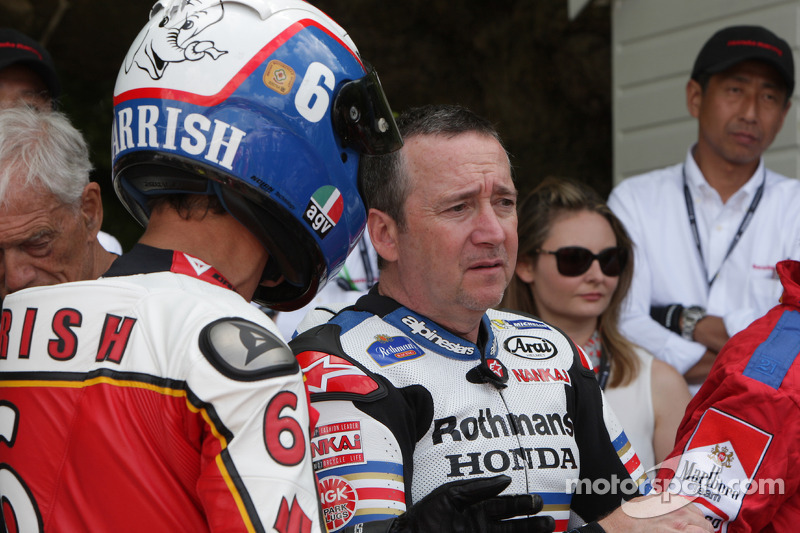 Steve Parrish和Freddie Spencer
