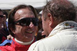 Emerson Fittipaldi e Jochen Mass